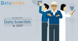 Demand for Data Scientists by 2020