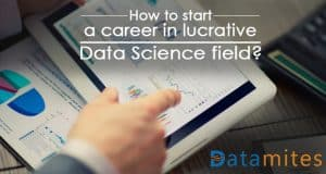 How to start a career in data science