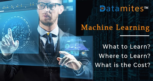 Machine Learning Course Cost