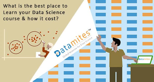 Data Science Course Cost in INDIA