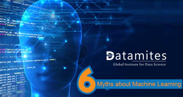 Myths about Machine Learning