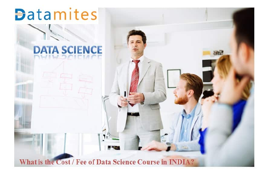 What are the Fees of Data Science Training Courses in India