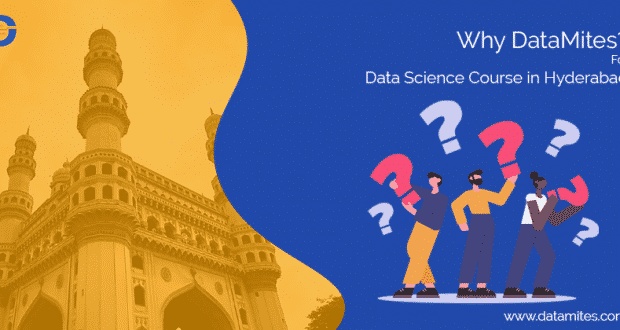 DataMites Launches Data Science Classroom Course in Hyderabad