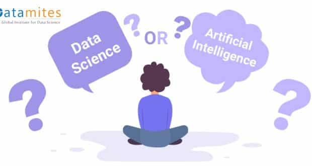 Should I Choose Data Science or Artificial Intelligence (AI)