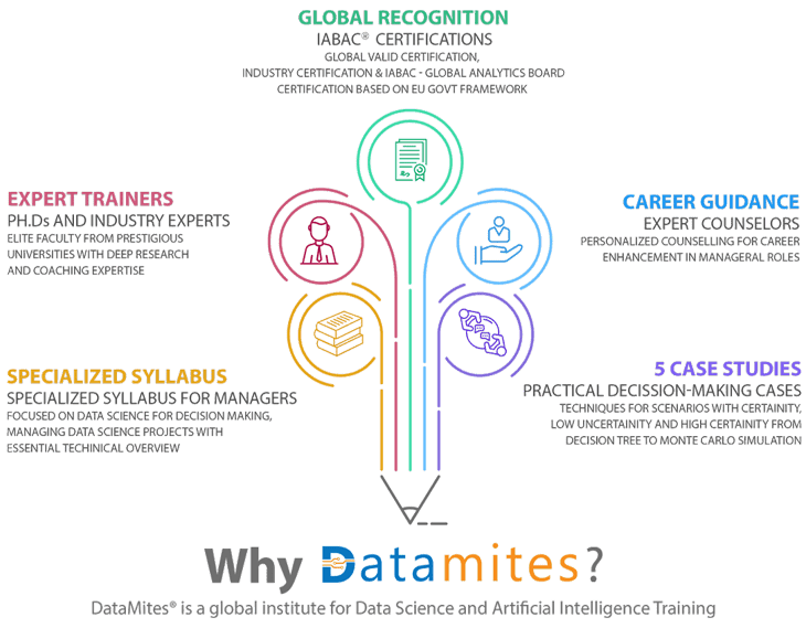 Why DataMites Infographic